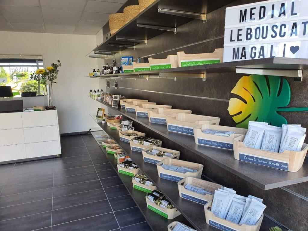 Boutique Médial Diététique Nutrition Le Bouscat
